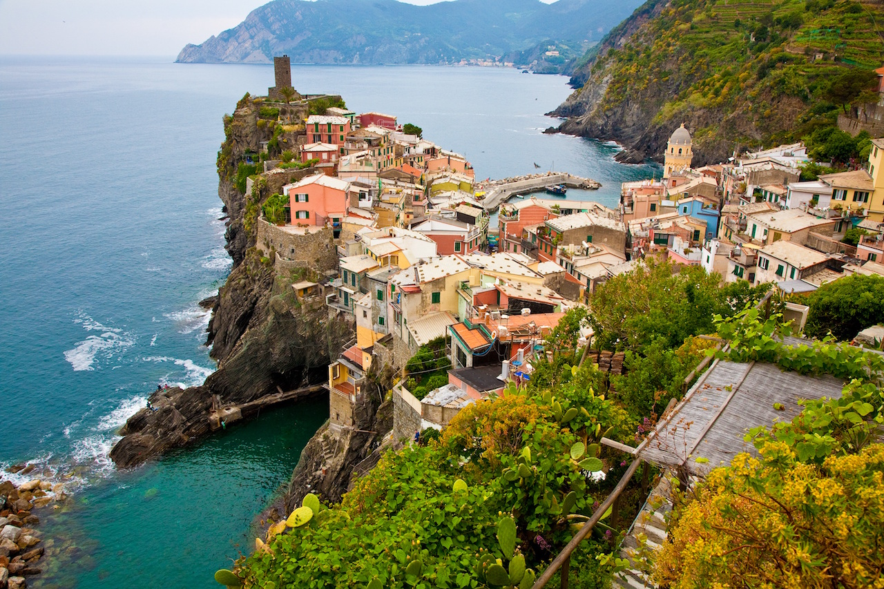 Italy's Cinque Terre - Image by Collette