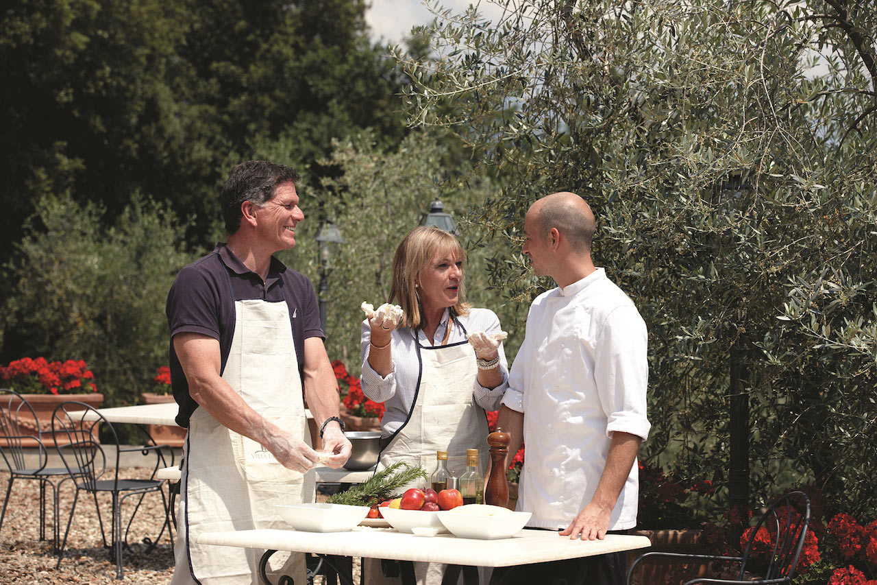 Tuscany cooking school - Image Back-Roads Touring