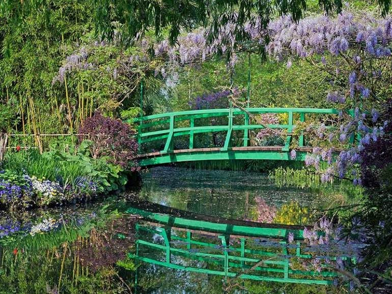 Visit Monet's Home and Garden